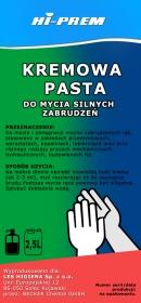 Pasta do rąk Higiena Premium 2,5l