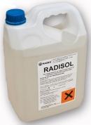 Radisol SR - alk.śr.do dezynf..rąk.4kg (5l)