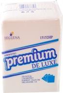 Serwetki Higiena P.1w.23x23 białe a'500/8