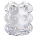 Świecznik Bolsius RL Bubble+wkład - przezro. a'1/6