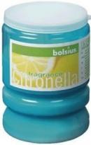 Świeca Bolsius Citronella Party mix kolorów a4