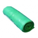 Worki na śmieci LD 120l zielone a'25