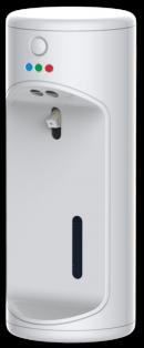 Sanityzer HP Elektroniczny White