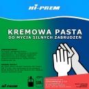 Pasta do rąk Higiena Premium 10l